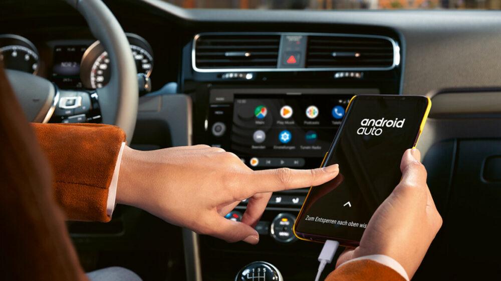 Conectividade dos carros com Android Auto e Apple CarPlay