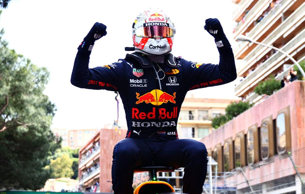 Verstappen vence o GP de Mônaco
