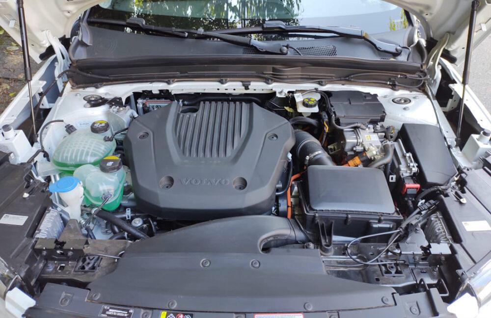 XC40 Recharge Plug-in Hybrid combina motor elétrico e a combustão