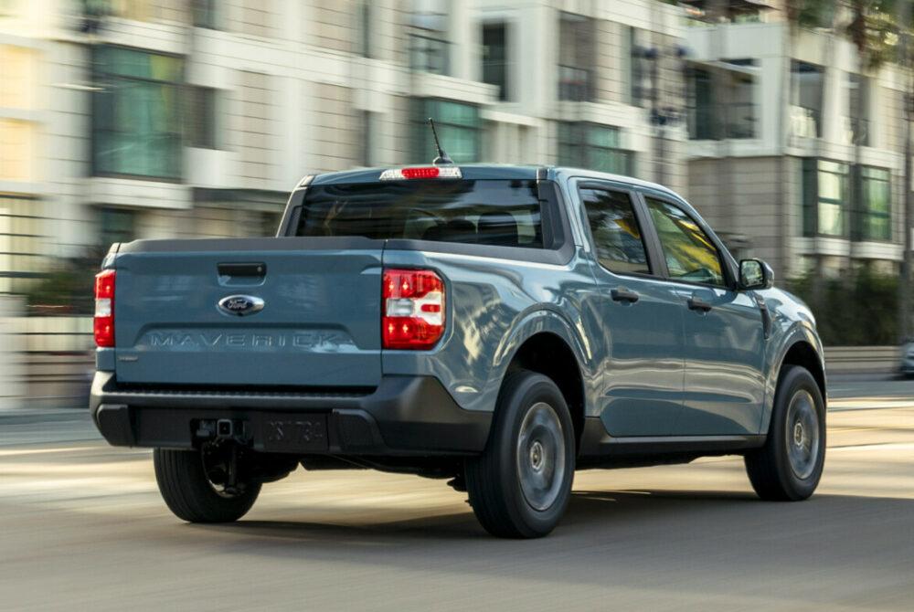 Ford Maverick Hybrid XLT 2022