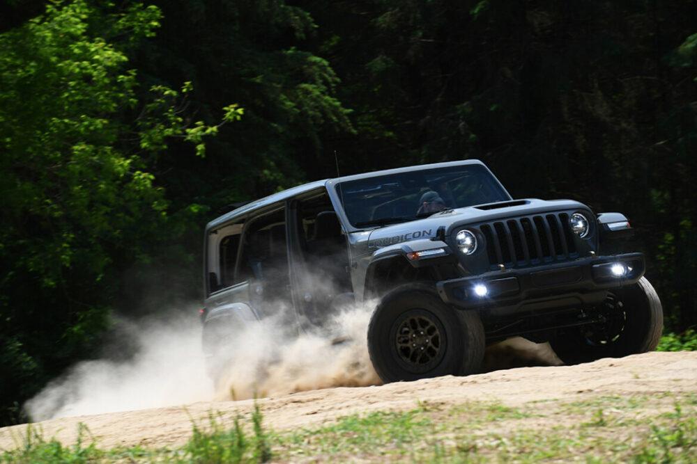 Jeep Wrangler Rubicon 392 com Xtreme Recon