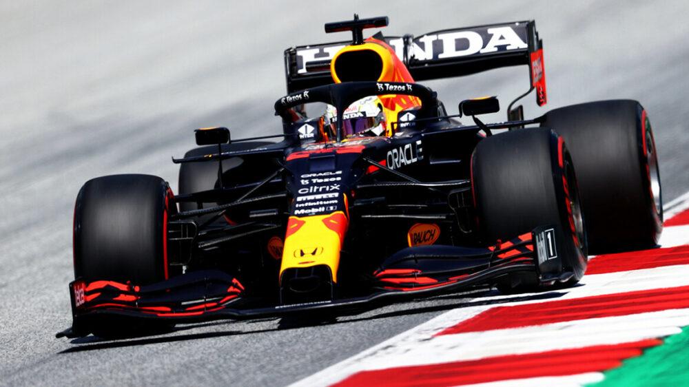 Max Verstappen é pole position no GP da Estíria