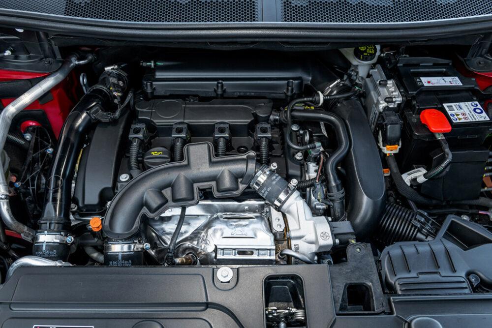 Motor do Novo Peugeot 3008