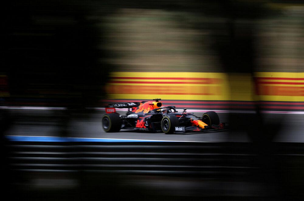 Verstappen e Red Bull