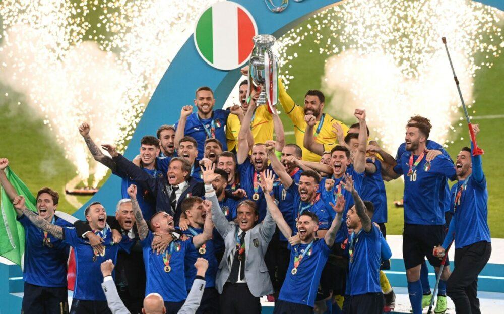 Italia campeã da Euro