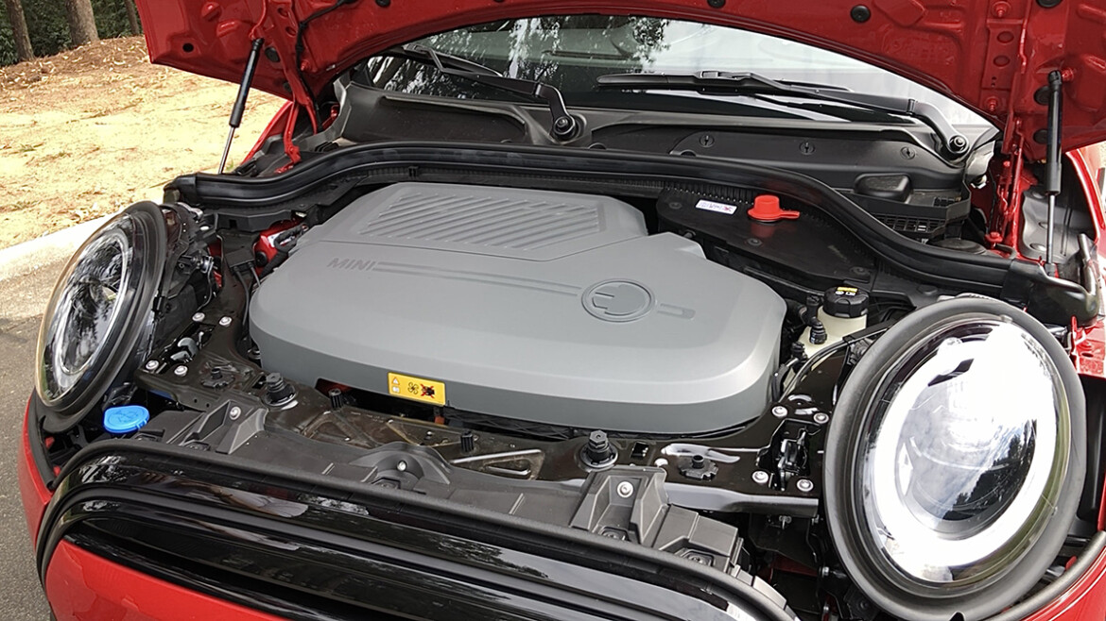 Mini Cooper SE 100% eléctrico