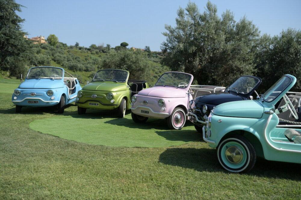 Fiat 500 Icon-e Spiaggina