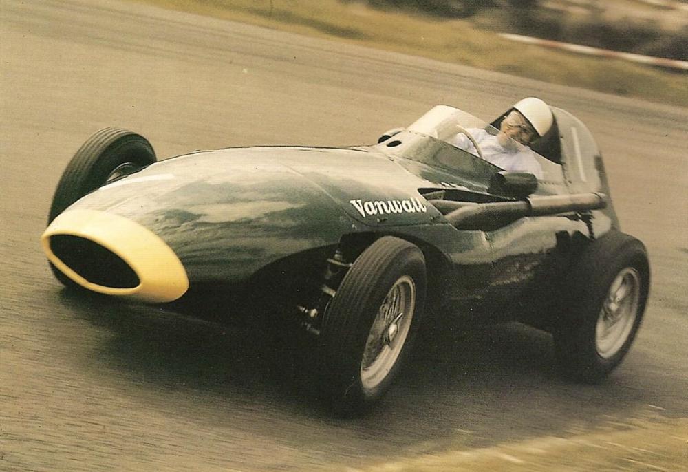 Moss 1958 VW10 Dutch GP