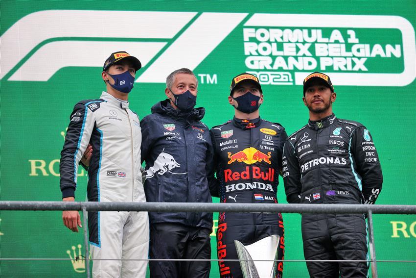 Verstappen venceu o Grande Prêmio que não aconteceu