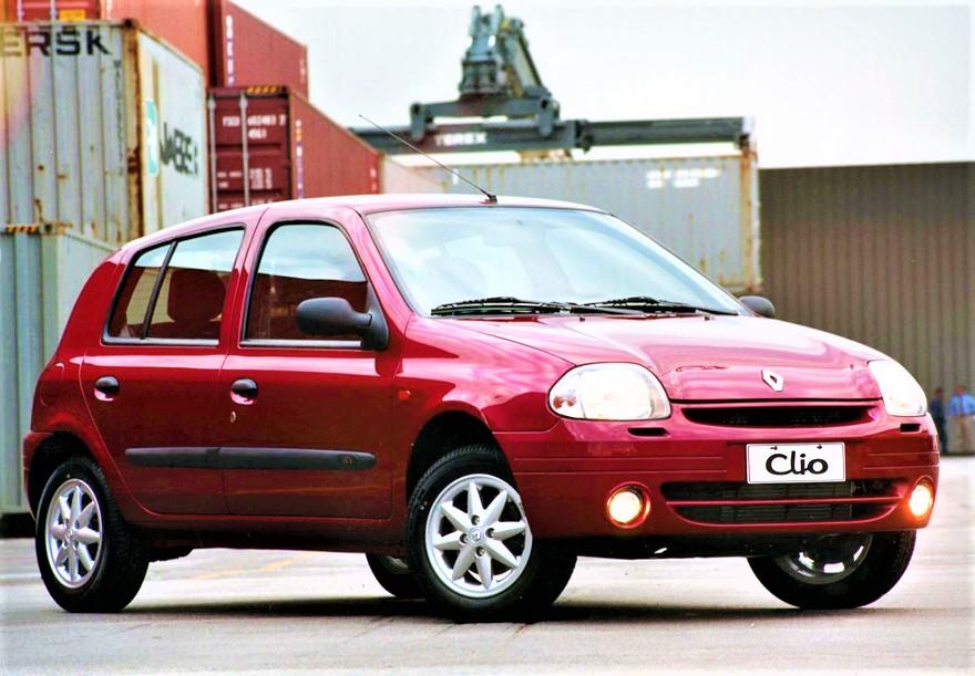 Renault Clio foi o primeiro popular com airbag