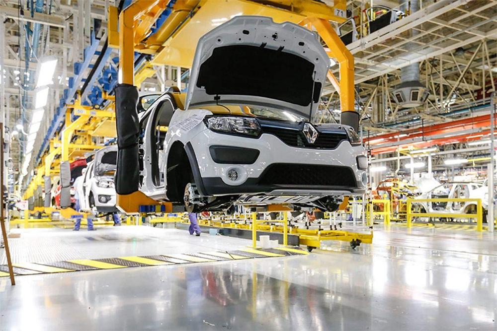 Fábrica da Renault