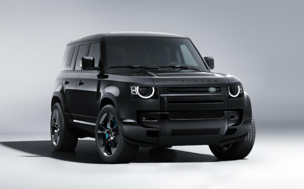 Land Rover 007 Bond Edition