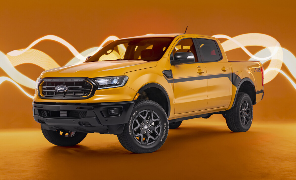Ford Ranger Splash™ Package