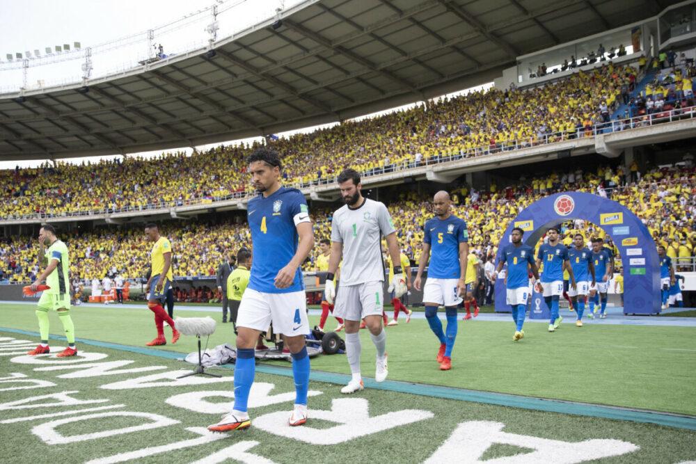 Marquinho lidera jogadores do Brasil