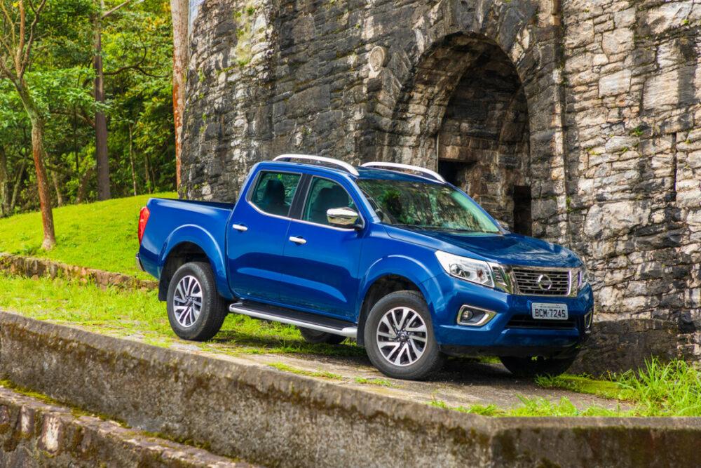 Nissan Frontier cresce em vendas pelo 2º mês seguido